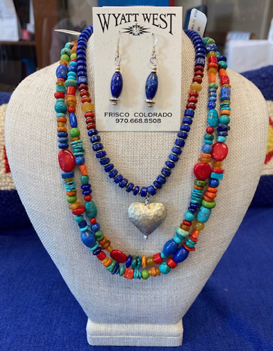Colorful Colorado Necklace